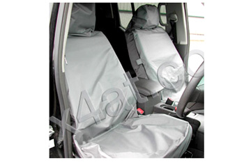 4x4 Grey Seat Covers