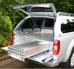 Intergrated Canopy Drawer System
