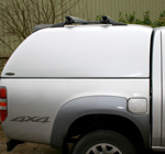 Carryboy Commercial Hardtop Canopy