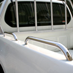 Universal Stainless Steel Grab Rails