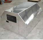 Diamond Brite Luxury Dog Kennel