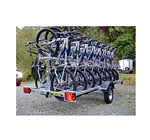 B10 Mountain Bike Trailer Un-Braked or Braked