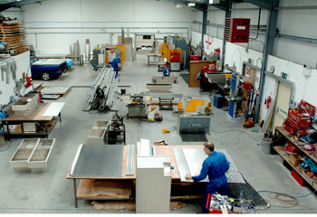 Fabrication and Welding Service